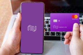 Cartão em que você faz seu próprio limite de crédito é novidade do Nubank para 2021.