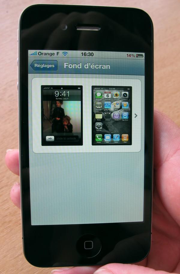 Photos Apple iPhone 4 -