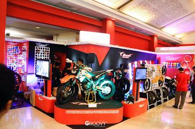 Velg Rossi Pekan Raya Jakarta
