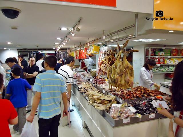 Inside a Supermarket 2 - Shanghai