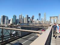 знаменитый Бруклинский мост