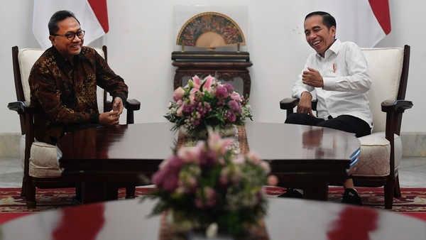 Zulkifli PAN Puji Presiden Jokowi 'Excellent'