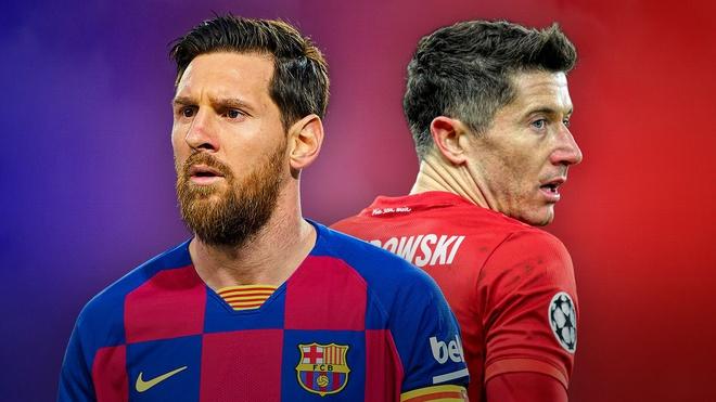 'Lewandowski phi thường nhưng Messi đến từ hành tinh khác'