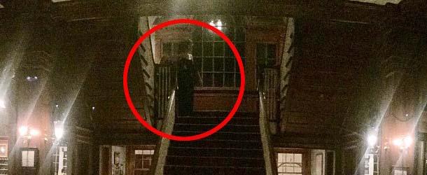 Supuesto fantasma en el Hotel Stanley