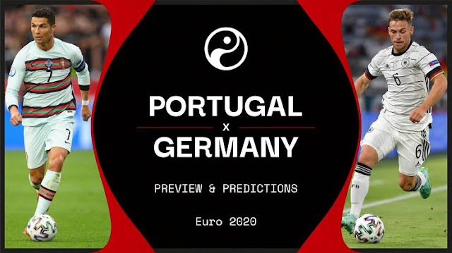 UEFA Euro 2020 LIVE score Portugal vs Germany Live Stream Online Free