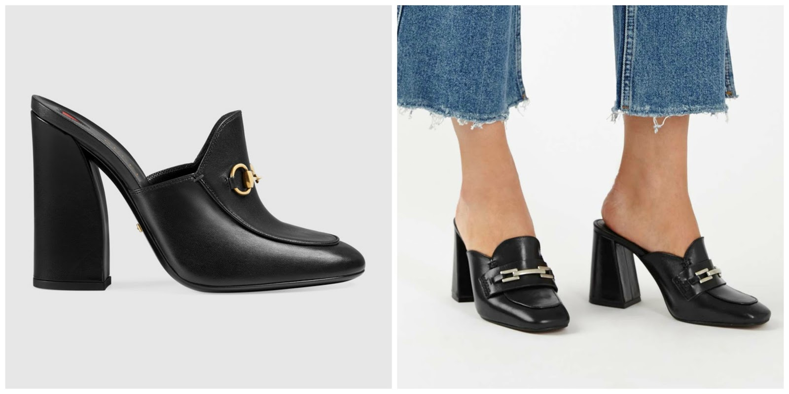89c1a7e05 All Hail The Loafer: Gucci Dupes | Sabrina Does Life