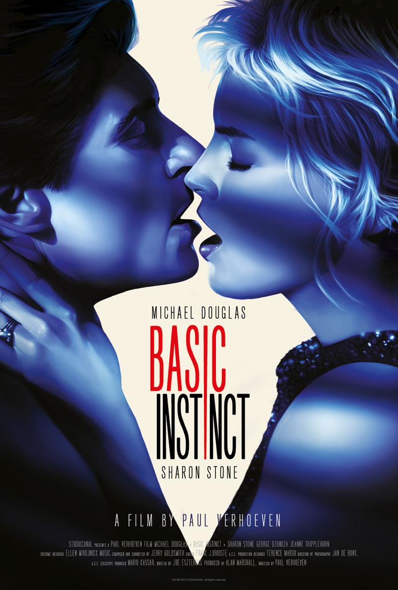 basic instinct 4k restoration artwork