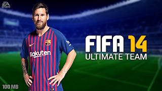 FIFA 14 Lite 100 MB Android Offline Best Graphics