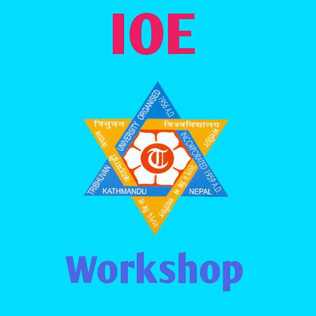 ENGINEERING MECHANICAL WORKSHOP NOTE - IOE NOTE