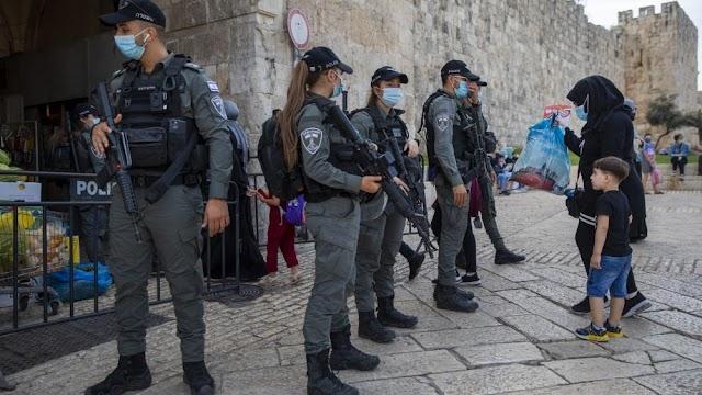 Las tensiones raciales en Jerusalén desencadenan ataques contra judíos y árabes durante el Ramadán