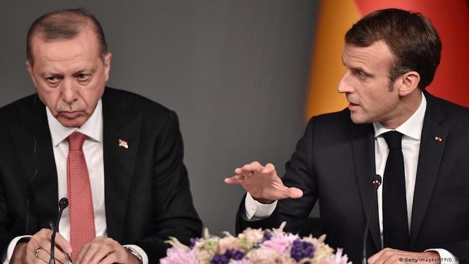 Γαλλική αλλαγή στάσης απέναντι στην Τουρκία