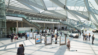 The conference center in Bonn where climate talks will take place in May (Photo Credit: UN Climate Change) Click to Enlarge.