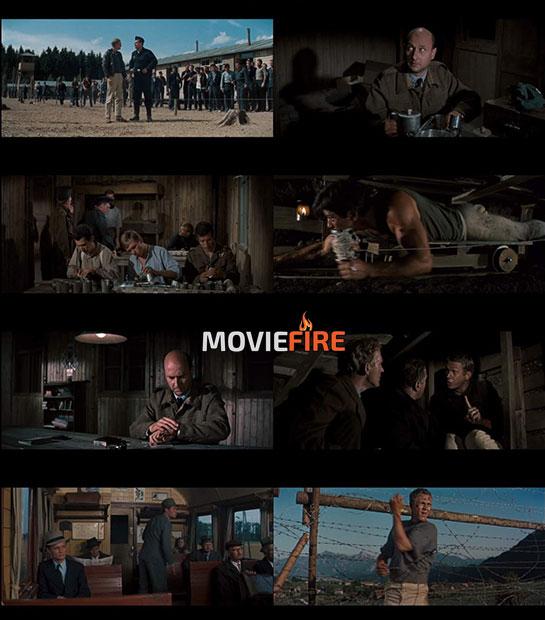 The Great Escape (1963) 1080p