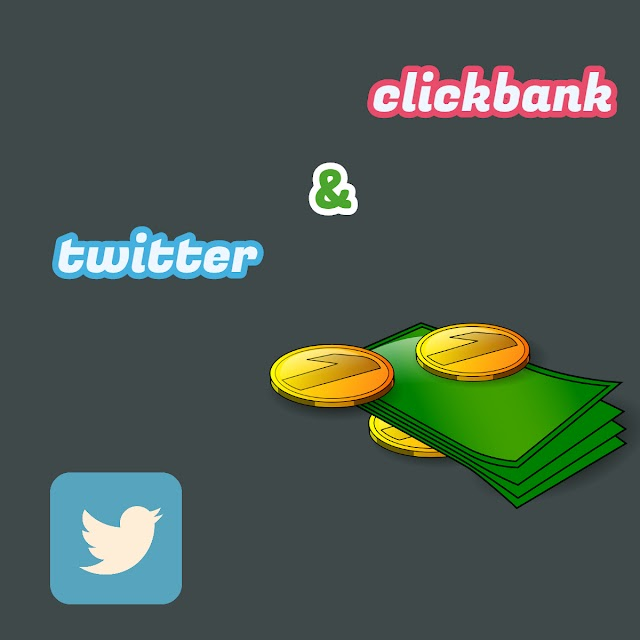 how to make money with twitter and clickbank