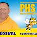 <CENTER>PRESIDENTE DO PHS/BC - PIO JOSIVAL - FAZ CONVITE A TODOS OS FILIADOS</CENTER>