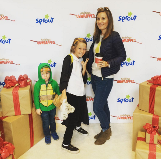L A  Story: Sprout Channel Hosts Magical Holiday Party at Universal