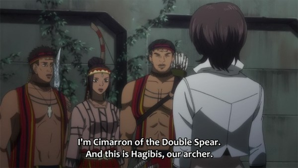 Blade Anime Features The Philippines