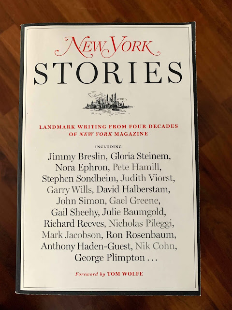 Book cover New York Stories by New York Magazine
