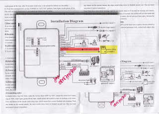 wiring diagram alarm mobil universal schematic diagrams rh ogmconsulting co Home Alarm System Wiring Diagram Commando Alarms Wiring Diagrams