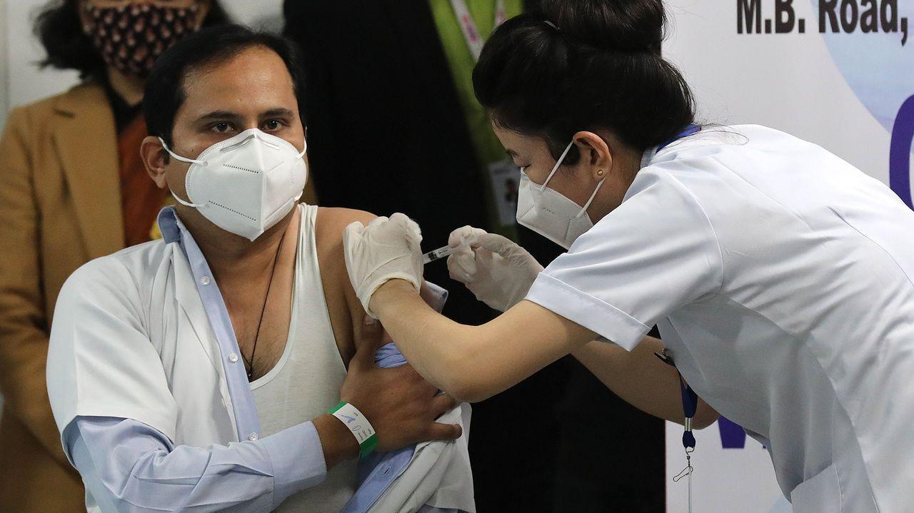 VIDEOS: India inicia la campaña de vacunación contra el coronavirus más grande del mundo