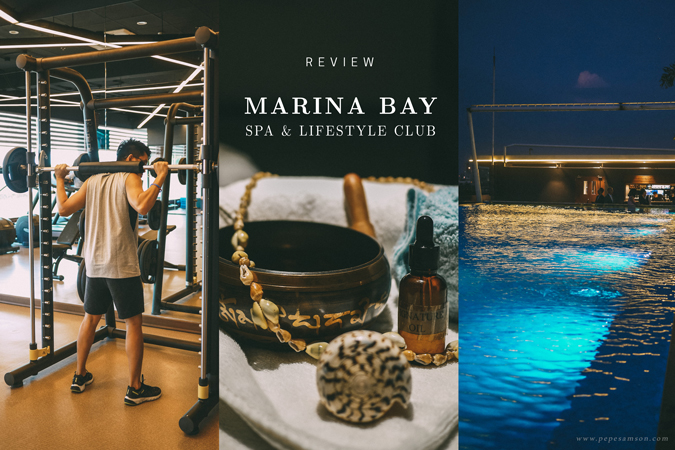 marina bay spa and lifestyle club