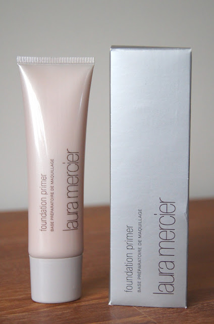 laura mercier original foundation primer review