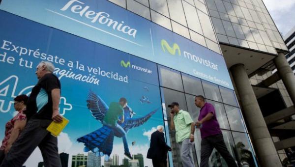 Ataque a plataforma de Movistar en España afecta servicio en Venezuela