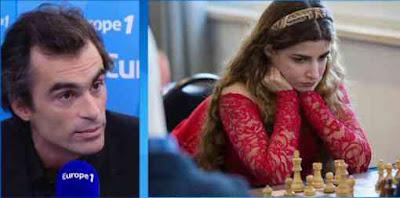 Echecs: l'Iran, c'est l'enfer des femmes