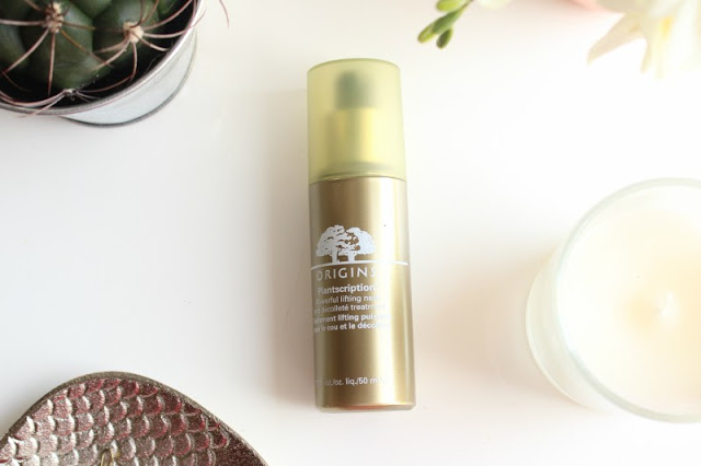 Origins Plantscription Powerful Lifting Neck and Décolleté Treatment