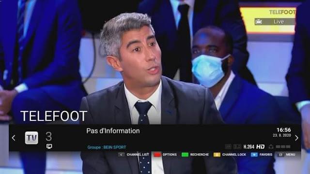 صورة لقناة تيليفوت الفرنسية
