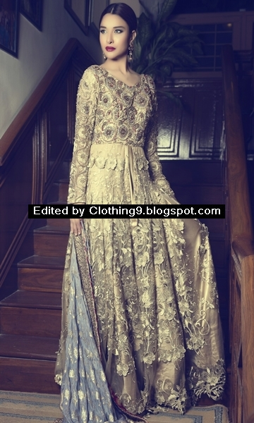New Bridal Dresses 2017 In Pakistan 115