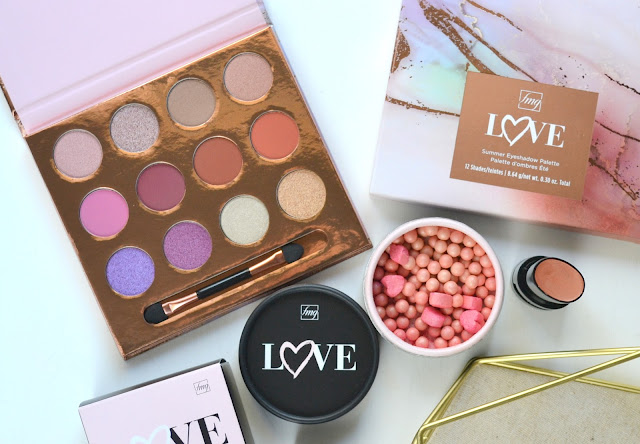 Avon x fmg Limited Edition Colors of Love Collection