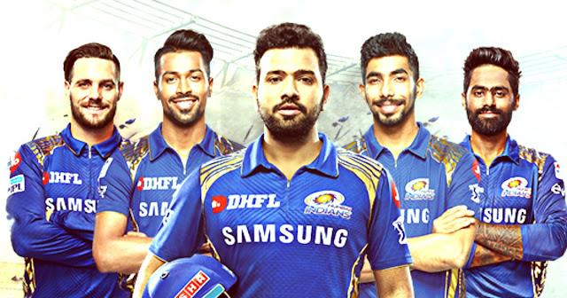 VIVO IPL 2021: Full Players List Of MUMBAI INDIANS