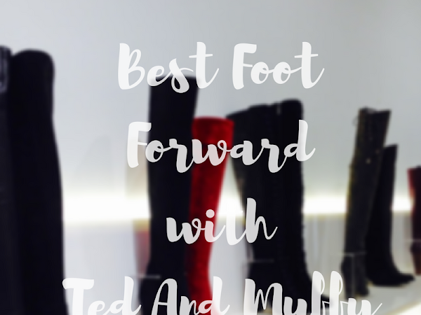 Best Foot Forward with Ted and Muffy*
