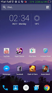 Hybrid LG G3 for Skk Lynx Octa Screenshots