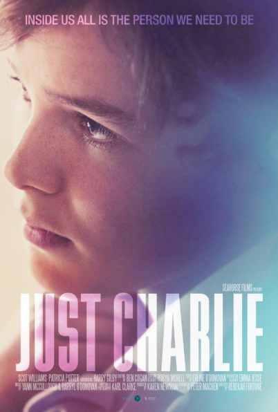 Solo Charli - Just Charlie - PELICULA - Inglaterra - 2017