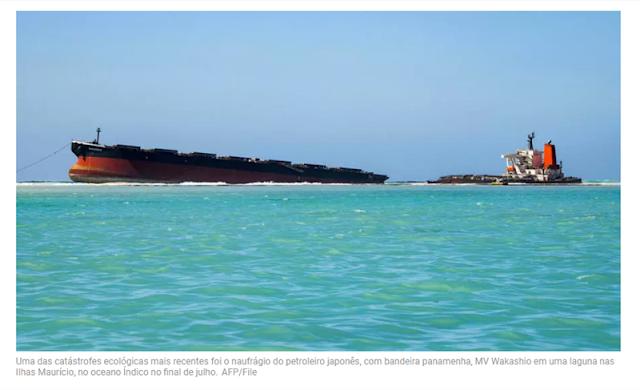Países com áreas costeiras lançam iniciativa de manejo sustentável dos oceanos