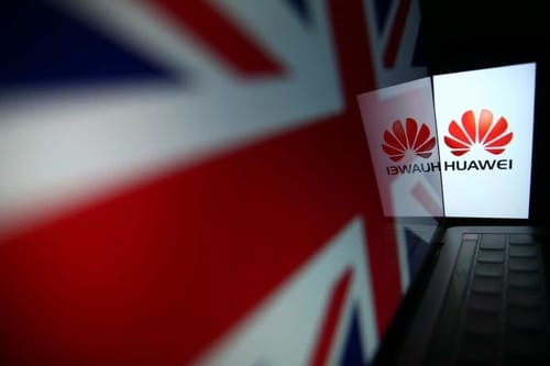 British telecom companies could face fines over Huawei