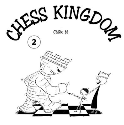Level 2 - Sách bài tập cờ vua chủ đề chiếu bí cho bé