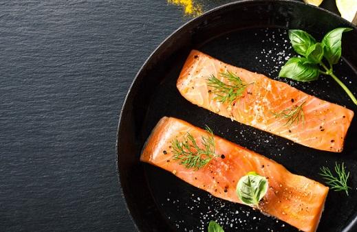 Rumah Dosen - Daging ikan baik untuk program hamil