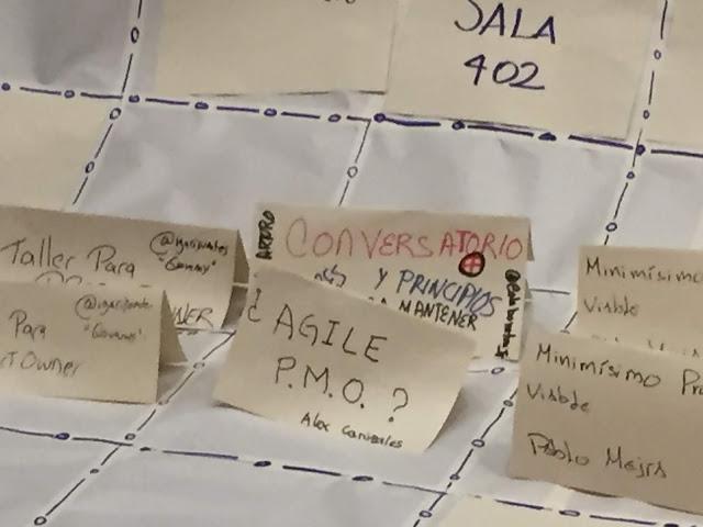 Alex Canizales - ¿Agile PMO?