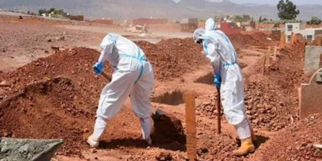 """حقيقة تغيير بروتوكول دفن موتى """"كورونا"""" في المغرب"""