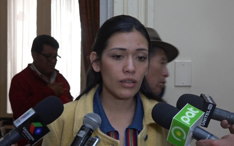 Salvatierra explicó alcances de la ley de anulación sancionada hoy / SENADO