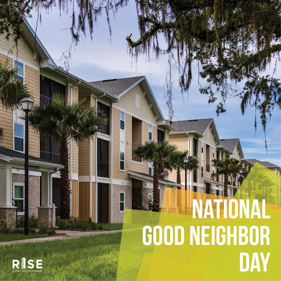 National Neighbor Day Wishes Photos