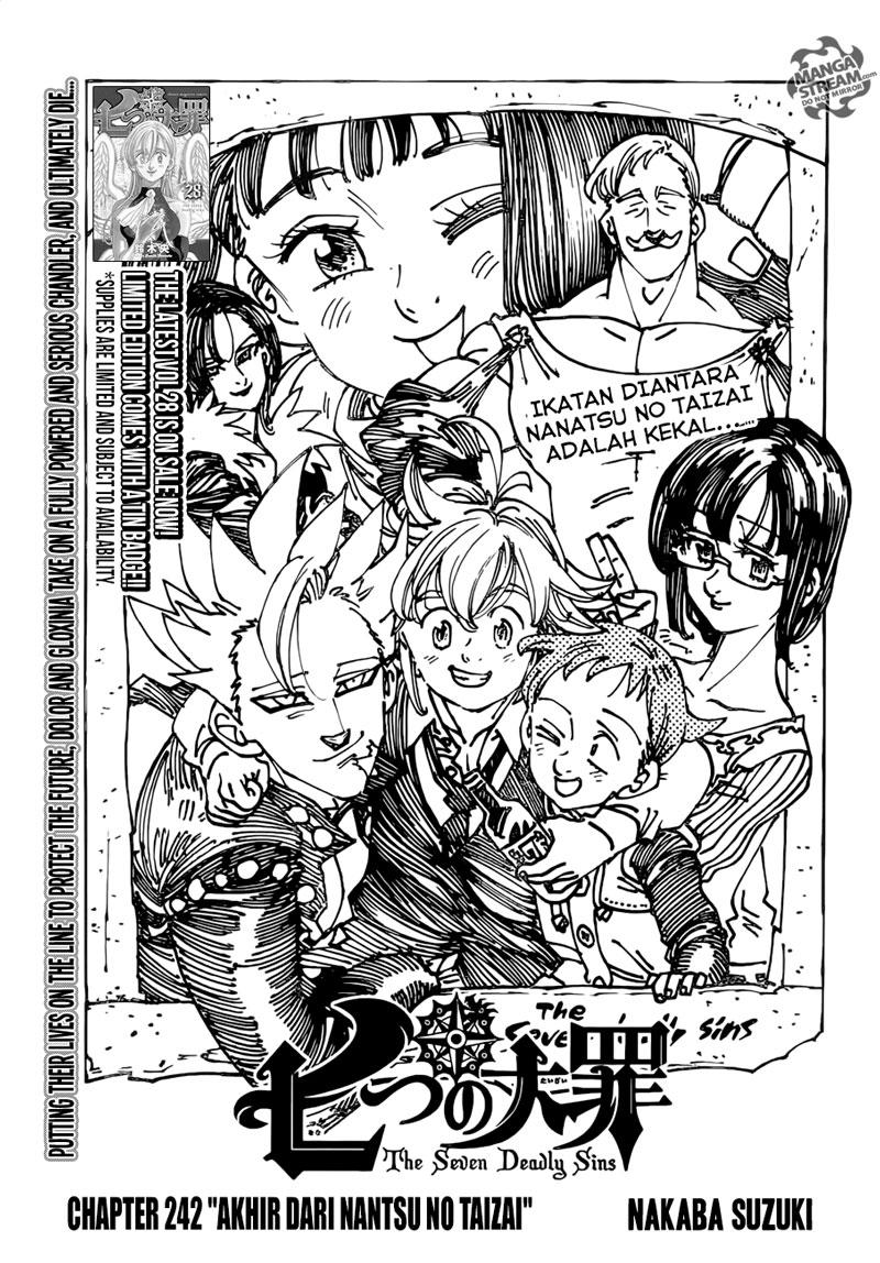 Nanatsu No Taizai: Chapter 242.0 - Page 2