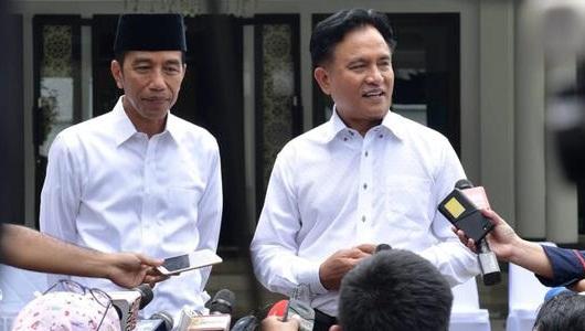 Tak Jadi Menteri, Jokowi Kemungkinan Akan Menyodorkan Jabatan Ini ke Yusril