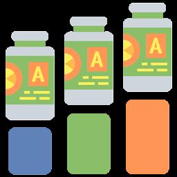 Рейтинг по количеству витамина