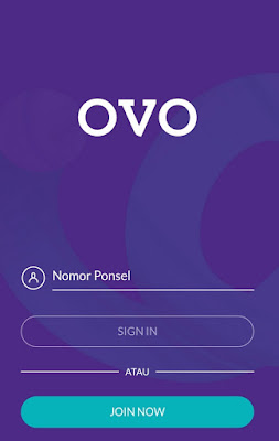 JOIN NOW OVO