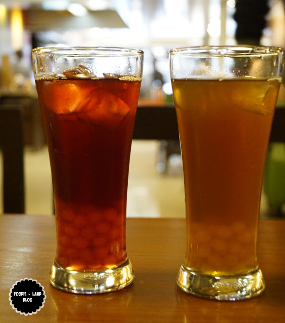 Bubble Teas@Winter Hotties @ Au Bon Pain | Bangalore