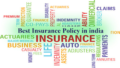 Best Insurance Policy in india